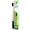 Bambusový zubní kartáček Biomika měkký, černý
