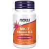 NOW FOODS Vitamin K2 jako MK 7, 100 mcg, 60 rostlinných kapslí