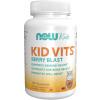 NOW FOODS Kid Vits, Multivitamin pro děti, 120 žvýkacích pastilek s příchutí lesních plodů
