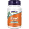 NOW FOODS Zinc Gluconate, Zinek, 50 mg, 100 tablet