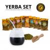 yerba set (calm zluta+mercedes)