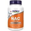 NOW FOODS NAC se selenem a molybdenem, 600 mg, 250 rostlinných kapslí