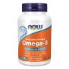 NOW FOODS Omega 3, 1000 mg, 100 softgel kapslí