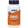 NOW FOODS DMG (Dimethylglycine), 125 mg, 100 rostlinných kapslí