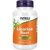 Now Foods Licorice Root, Kořen lékořice, 450 mg, 100 rostlinných kapslí