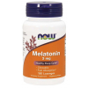 NOW FOODS Melatonin, 3 mg, 180 žvýkacích pastilek