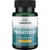 Swanson Melatonin, 1 mg, 120 kapslí