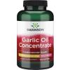Swanson Garlic Oil Concentrate, Česnekový olej, 1500 mg, 500 softgel kapslí