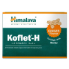 Himalaya Herbals Koflet H s medem a zázvorem 12 pastilek