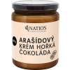 NATIOS sklenicka arasidovy krem horka cokolada