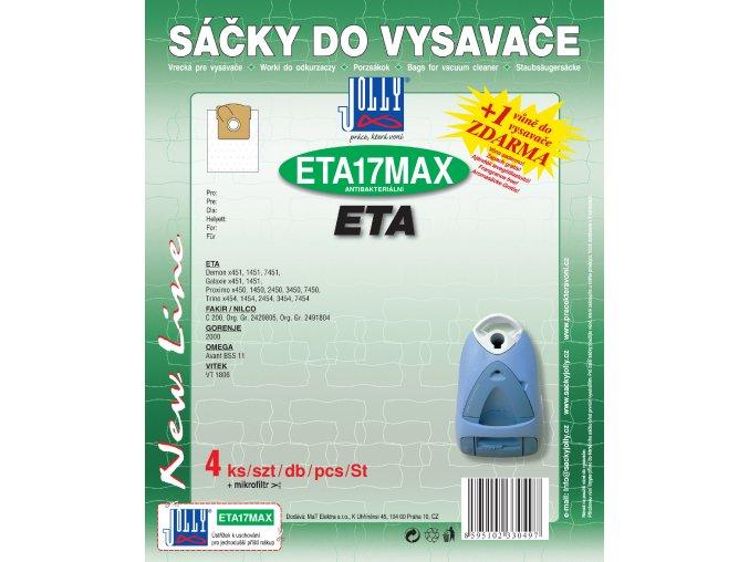 Jolly ETA17MAX