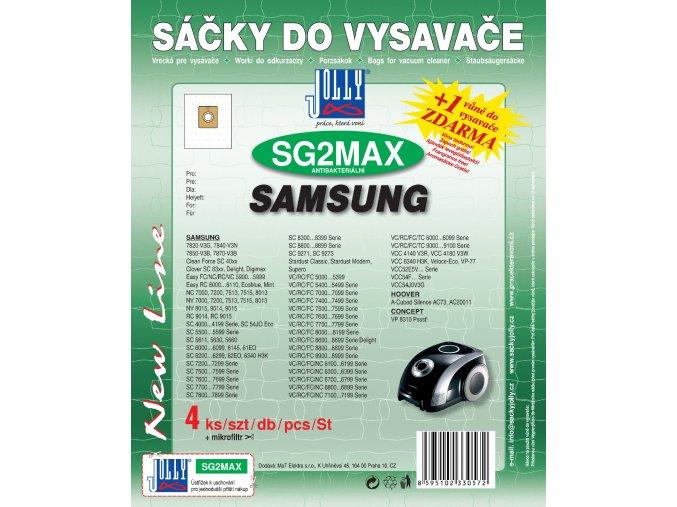 Jolly SG2MAX