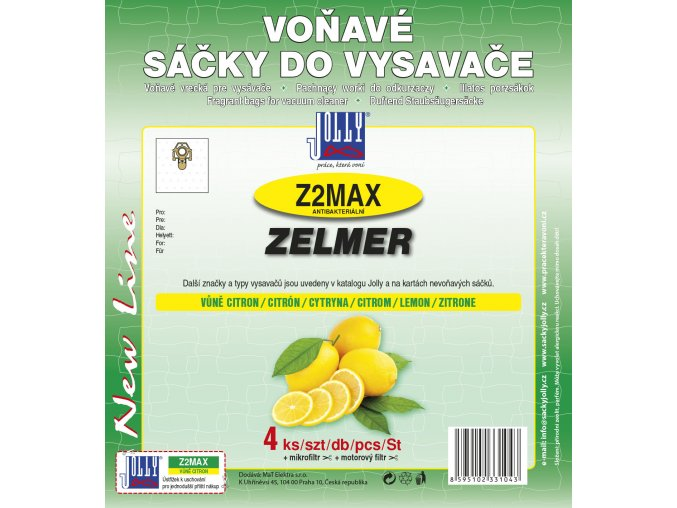Jolly Z2MAX Citron