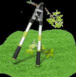 Zahradní ruční nářadí