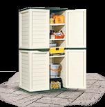 Zahradní boxy a skříně