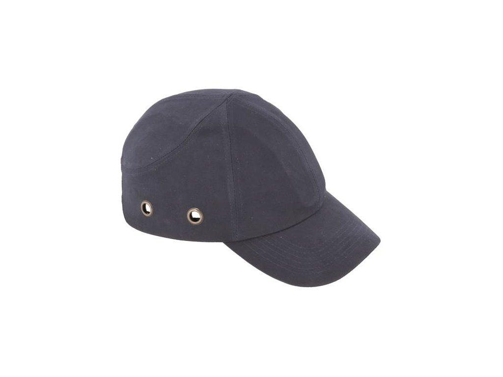 Čepice se skořepinou BRUNO (SE1710 BLACK)