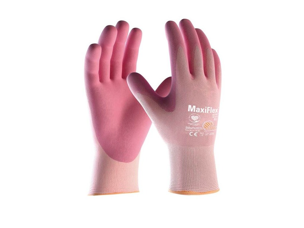Rukavice MAXIFLEX ACTIVE 34-814