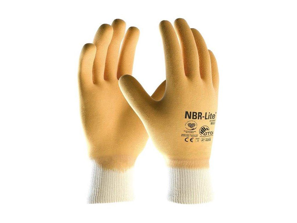 Rukavice NBR-LITE 24-986