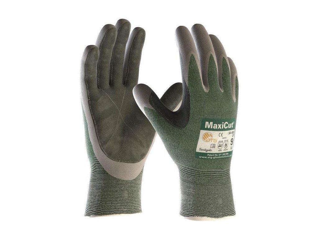 Rukavice MAXICUT 34-450 LP