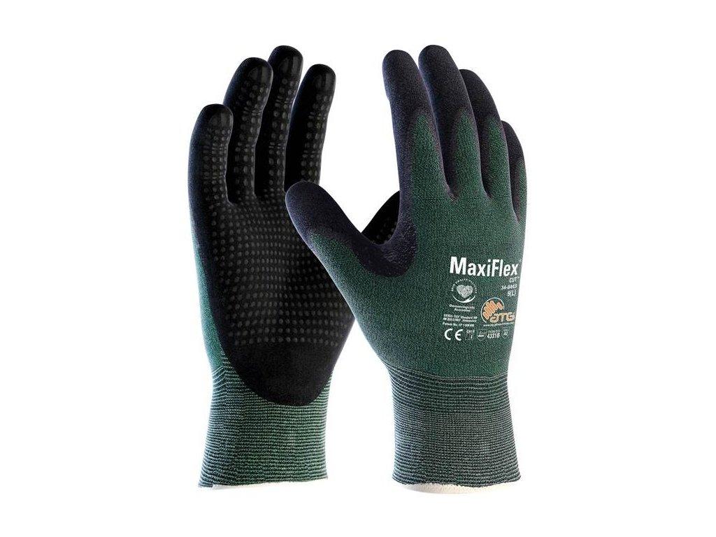 Rukavice MaxiFlex Cut 34-8443