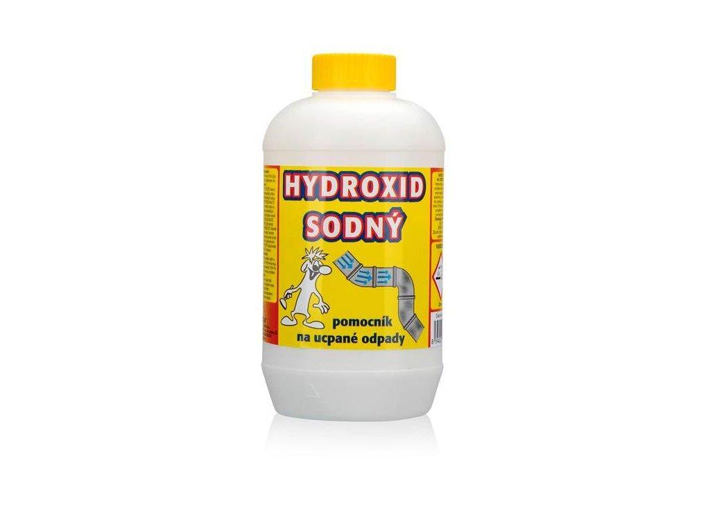 Čistič odpadu Hydroxid sodný/louh, 1kg