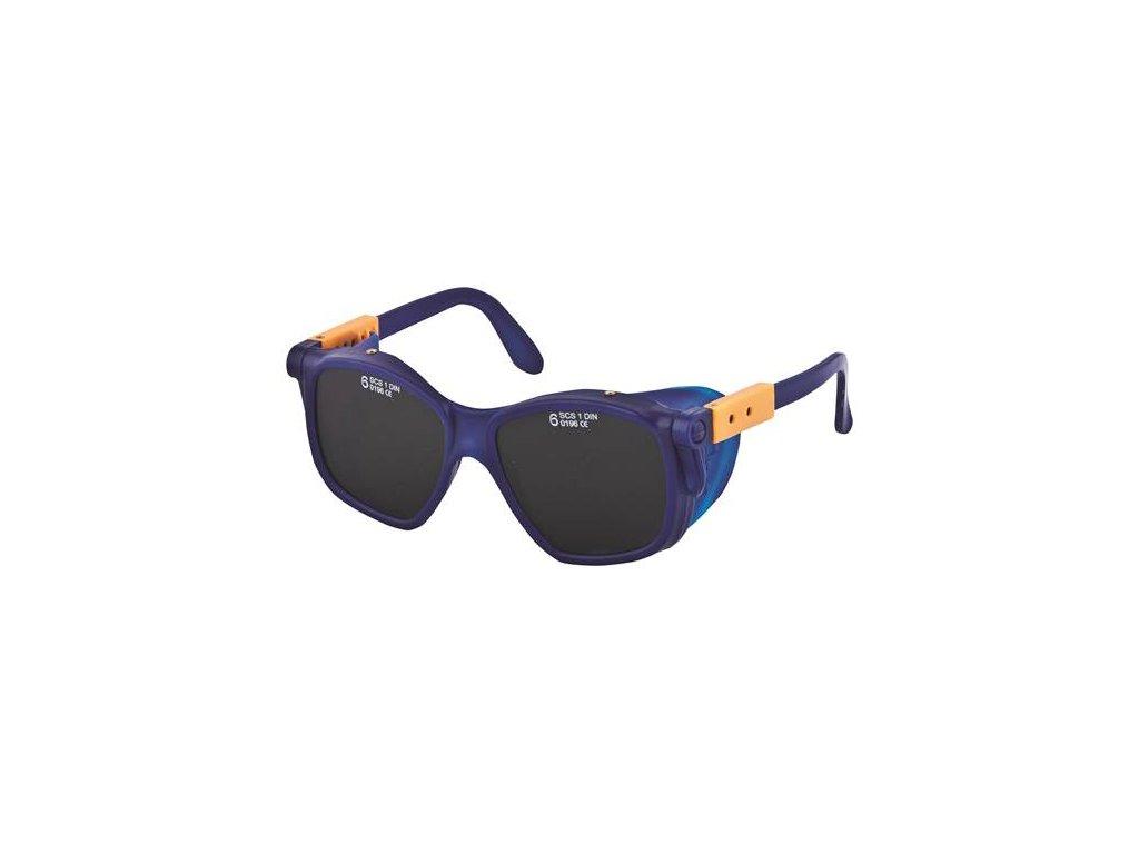 Brýle B-B 40 SOSF, kouřové, č.4