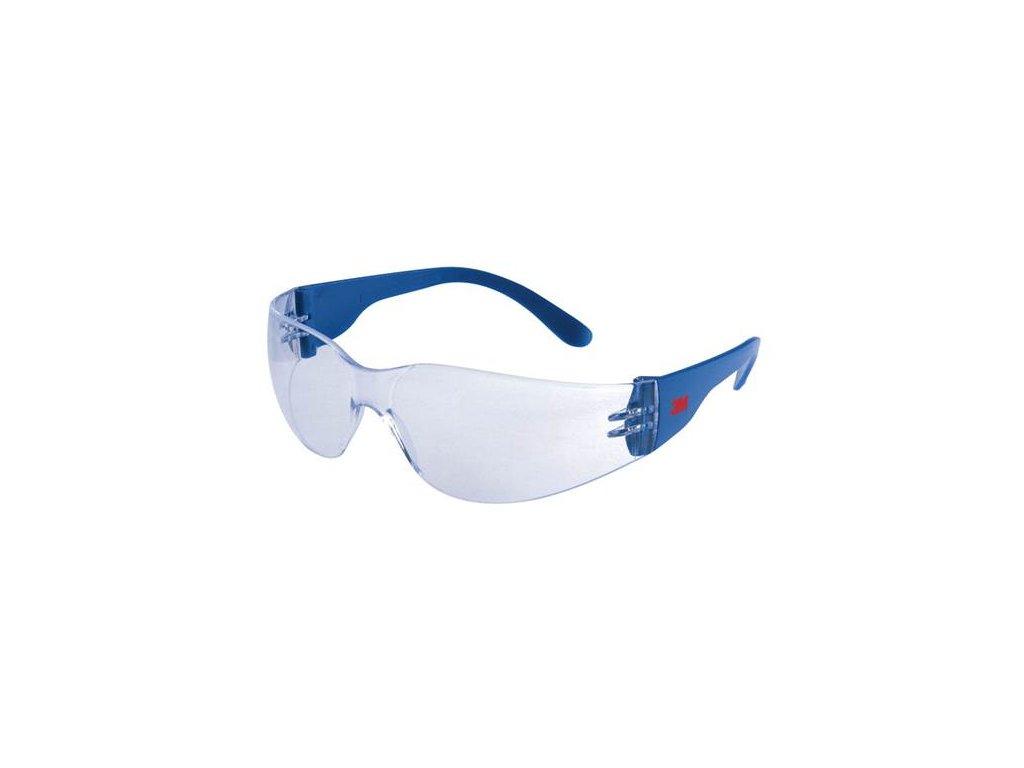 2720, Čiré polykarb. brýle 2720, AS-AF