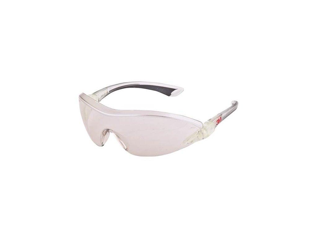 2840, Čiré polykarb. brýle 2840, AS-AF