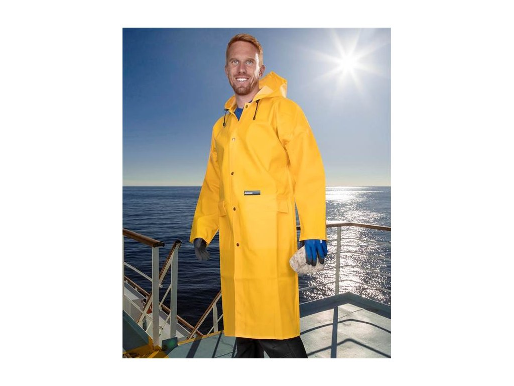 Plášť ARDON AQUA 106 žlutý