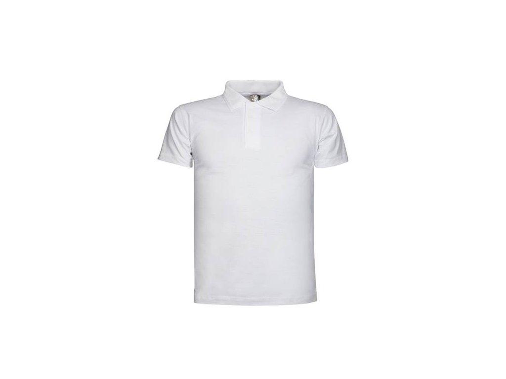 Polokošile NORA bílá, 180g/m2