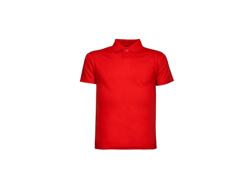 Polokošile NORA červená, 180g/m2