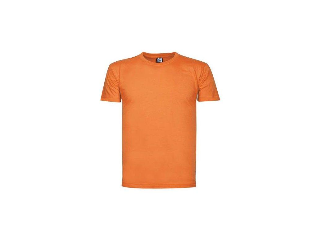 Triko LIMA oranžová klasik