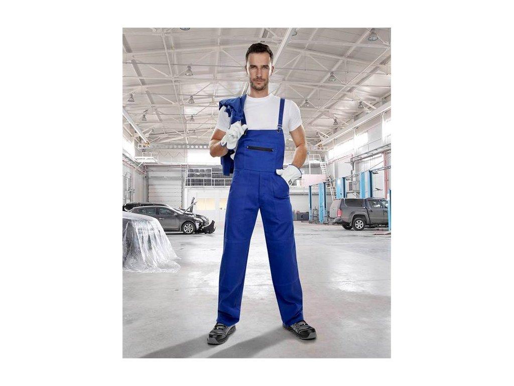 Kalhoty lacl KLASIK středně modré