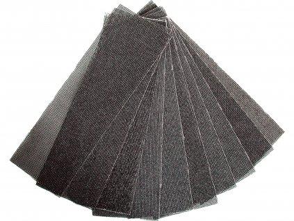 brusné mřížky, balení 10ks, 93x280mm, P100