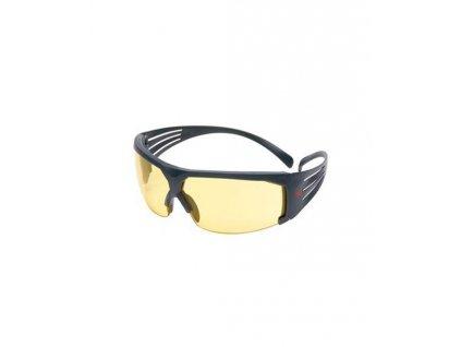 Brýle SecureFit 600 - žlutý PC zorník