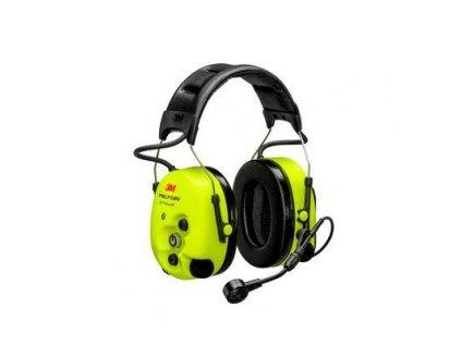 3M™ PELTOR™ WS™ ProTac XPI Bluetooth® Headset, náhlavní pásek, žlutá, MT15H7AWS6