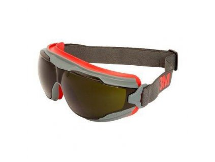 3M Goggle Gear 500 GG550SGAF uzavřené ochranné brýle