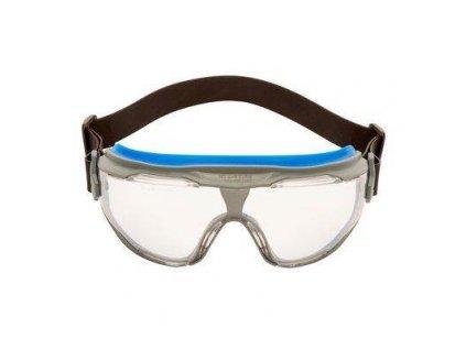 3M Goggle Gear 500 GG501NSGAF-BLU uzavřené ochranné brýle