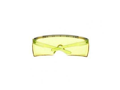 SF3703SGAF-GRN-EU, 3M™ Ochranné brýle přes brýle, žlutý zorník