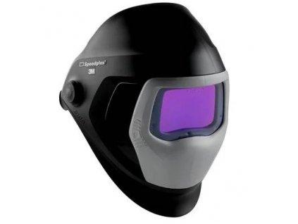 3M™ Speedglas™ Svářečská kukla 9100, boční průzory, s kazetou 9100XXi, 50 18 26