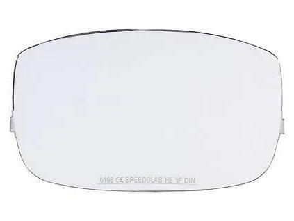 42 60 00, Vnější ochranné sklíčko 3M™ Speedglas™ řady 9000, standardní, 10 kusů/balení