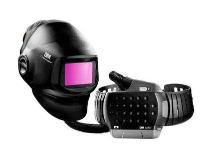 Svářečská kukla 3M™ Speedglas™ G5-01 se samozatmívací kazetou G5-01VC, 61 78 39