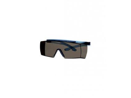 SF3702SGAF-BLU-EU, 3M™ Ochranné brýle přes brýle, šedý zorník
