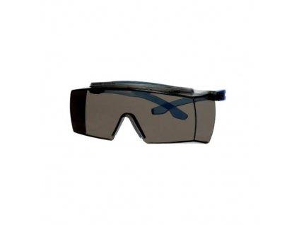 SF3702XSGAF-BLU-EU, 3M™ Ochranné brýle přes brýle, šedý zorník
