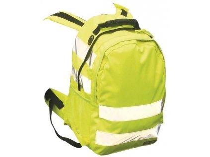 Batoh hi-viz žlutý B905