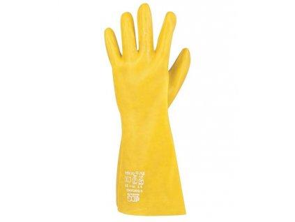 Rukavice STANDARD žluté