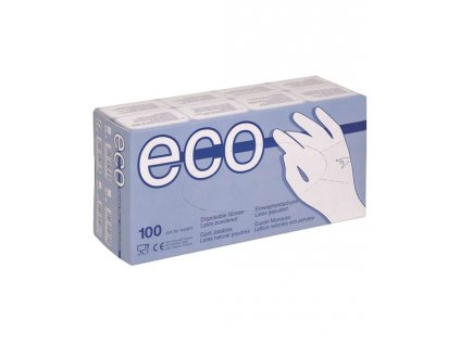 Rukavice ECO (100ks/1bal) S