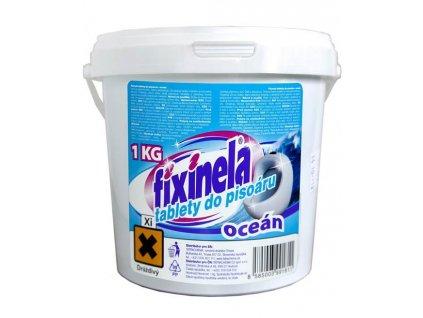 Hygienické tablety do pisoáru FIXINELA, 1 kg