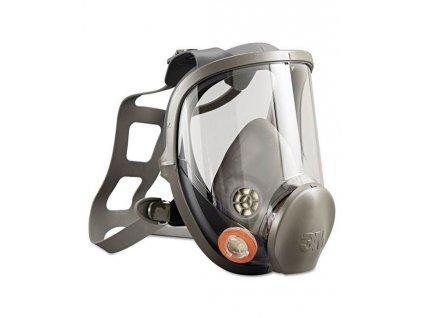 Celoobličejová maska 3M 6900