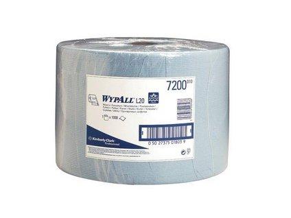 Papírová utěrka v roli WYPALL 7200